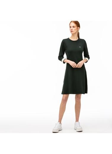 Lacoste Unisex Kaşmir Karışımlı Tr Elbise EF1930.30Y Yeşil